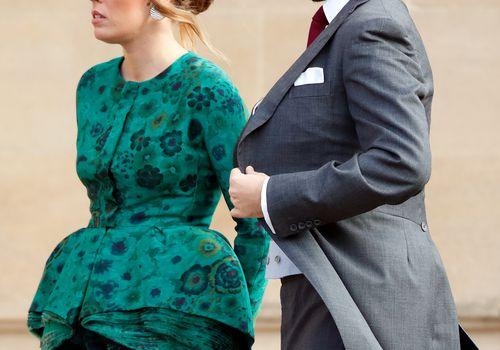Nina Flohr and Prince Philippos of Greece