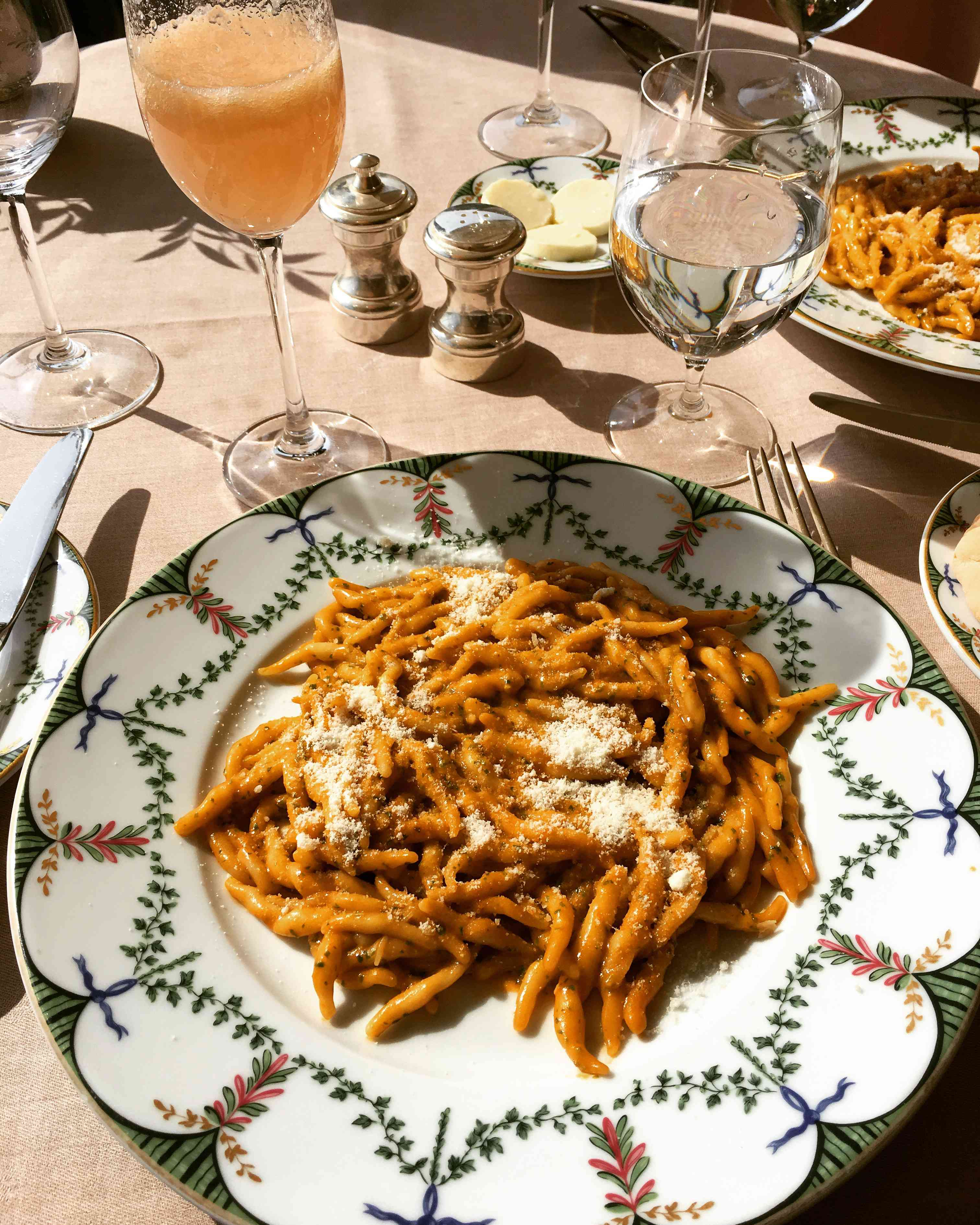 Trofie di Recco al Pesto Pasta