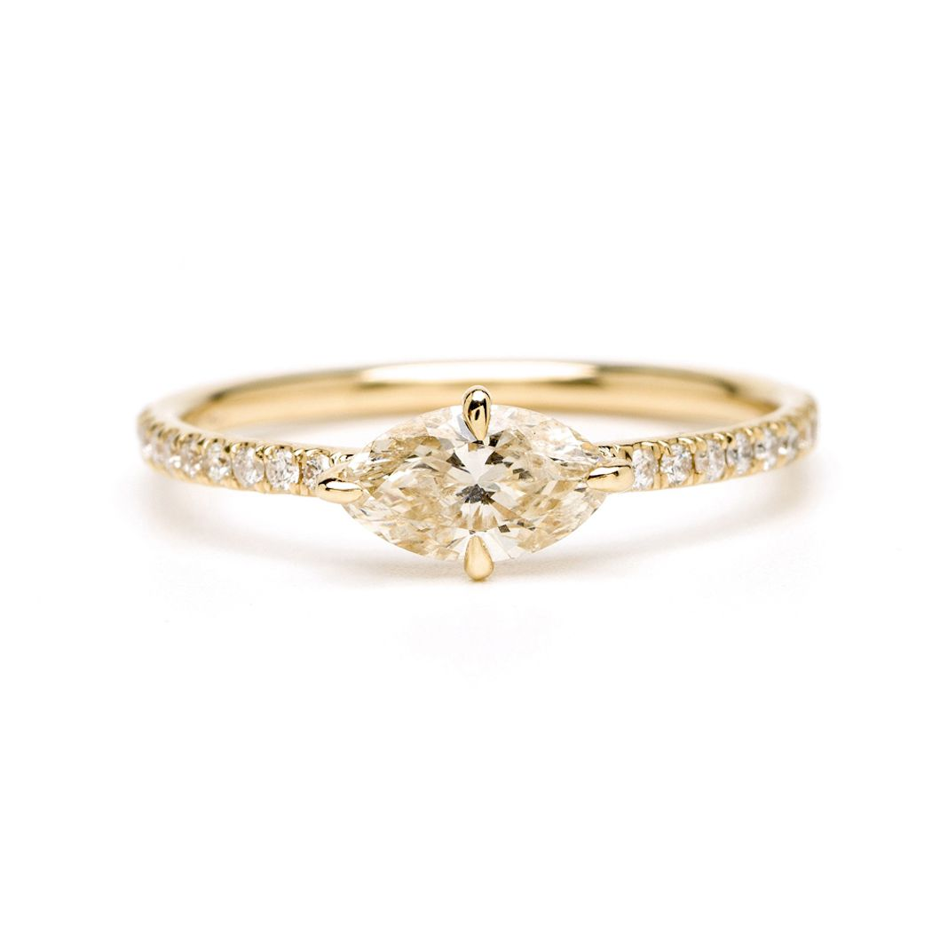 a1fda6212debe 91 Gorgeous Engagement Rings Under $5,000