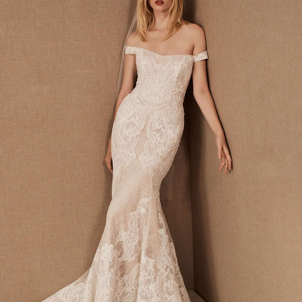 quinley gown bhldn