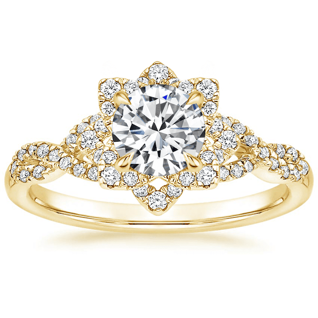 Brilliant Earth Lily Diamond Engagement Ring
