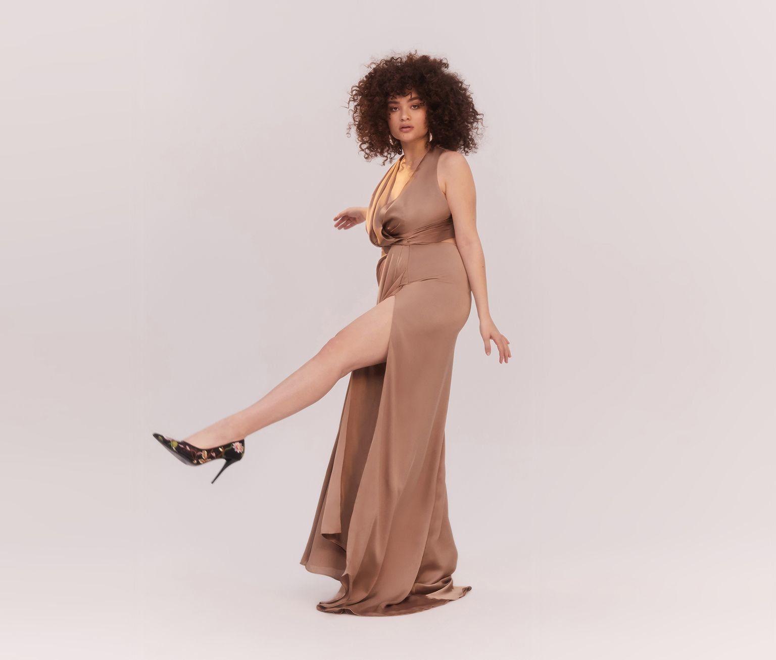 Fame and Partners Borealis Dress, $279