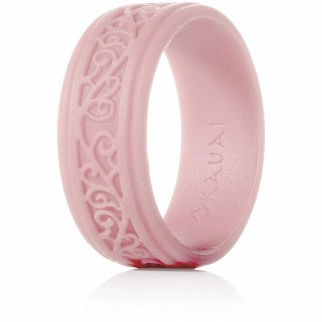 Kauai Maiden's Blush Ring