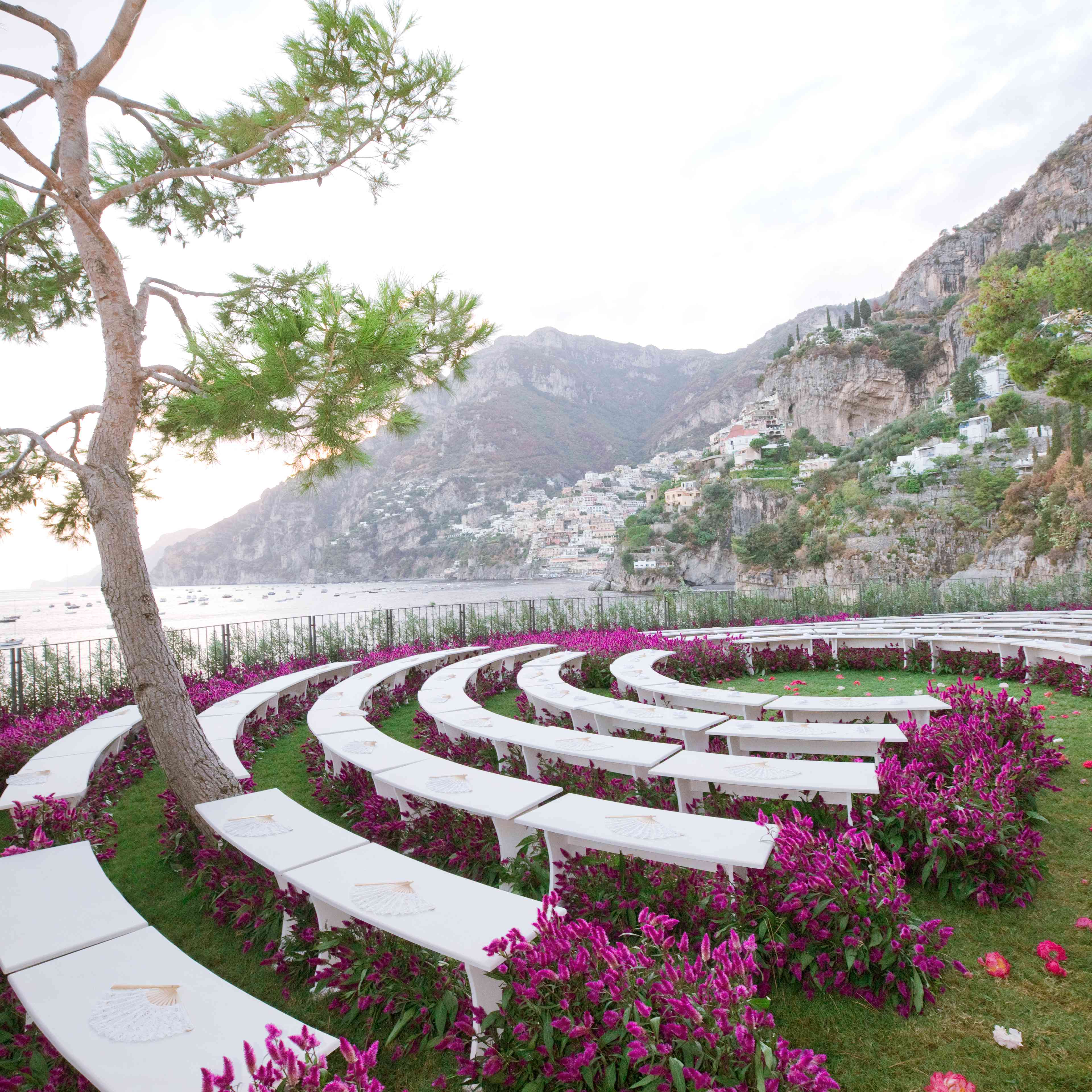 Mint Color Outdoor Ceremony Decorations: 34 Stylish Wedding Aisle Decoration Ideas