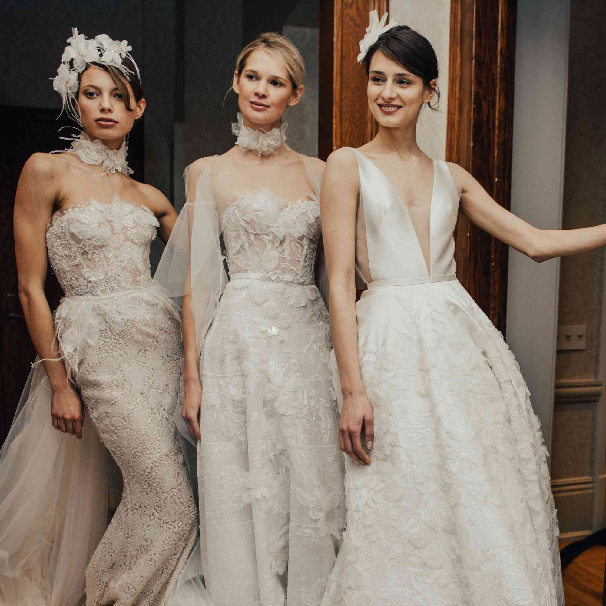 12 Sexy Wedding Dresses For The Bold Bride