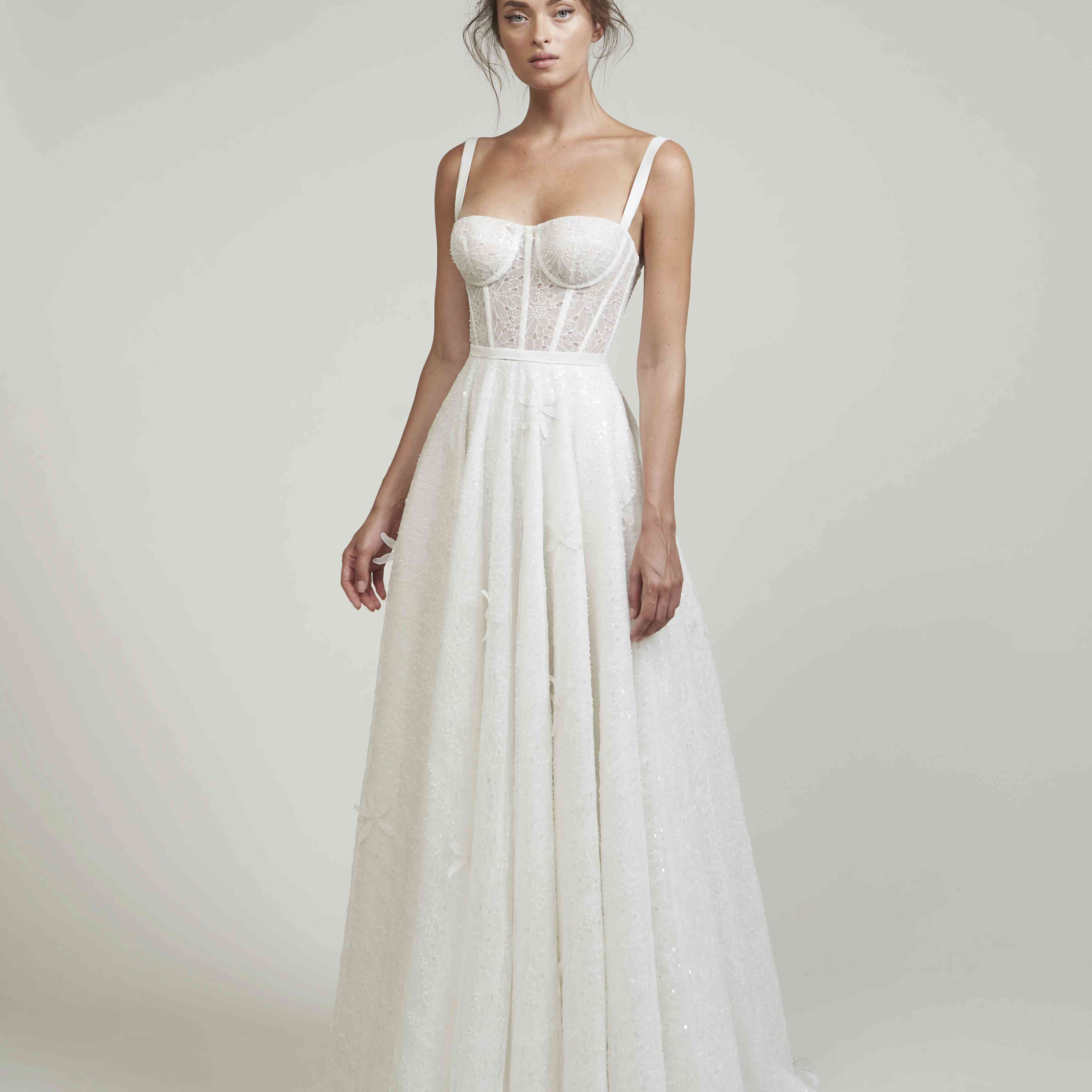 These Are The Wedding Dress Trends Our Editors Love For Fall