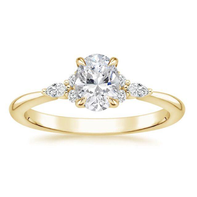 Brilliant Earth Nadia Diamond Engagement Ring