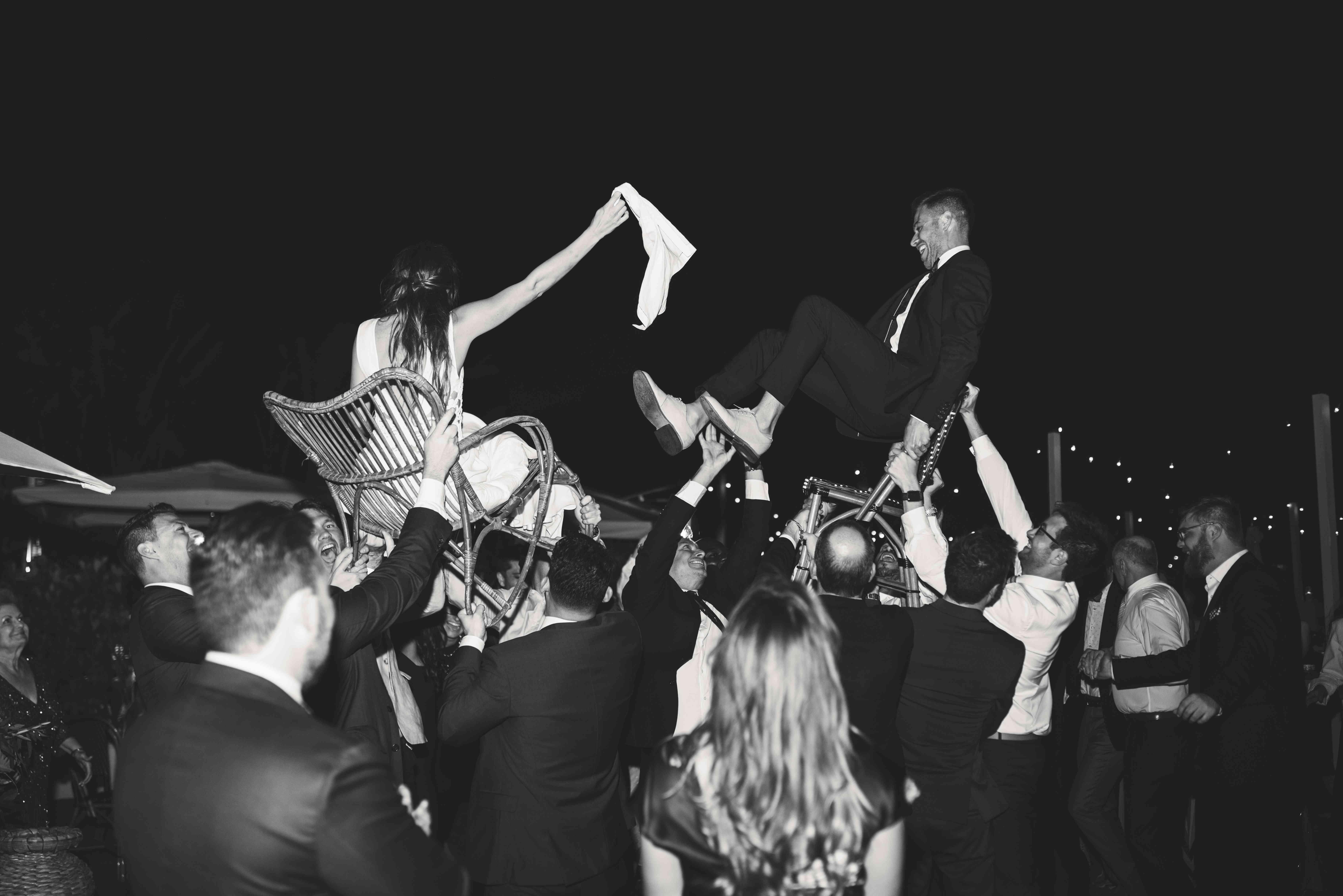 jewish wedding traditional dancing