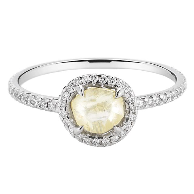 Diamond in the Rough Classic Ring