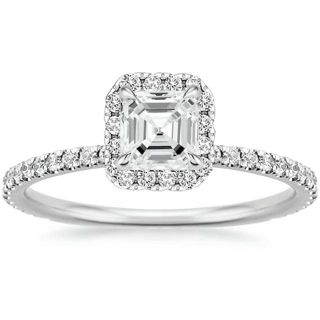 Brilliant Earth Waverly Diamond Engagement Ring