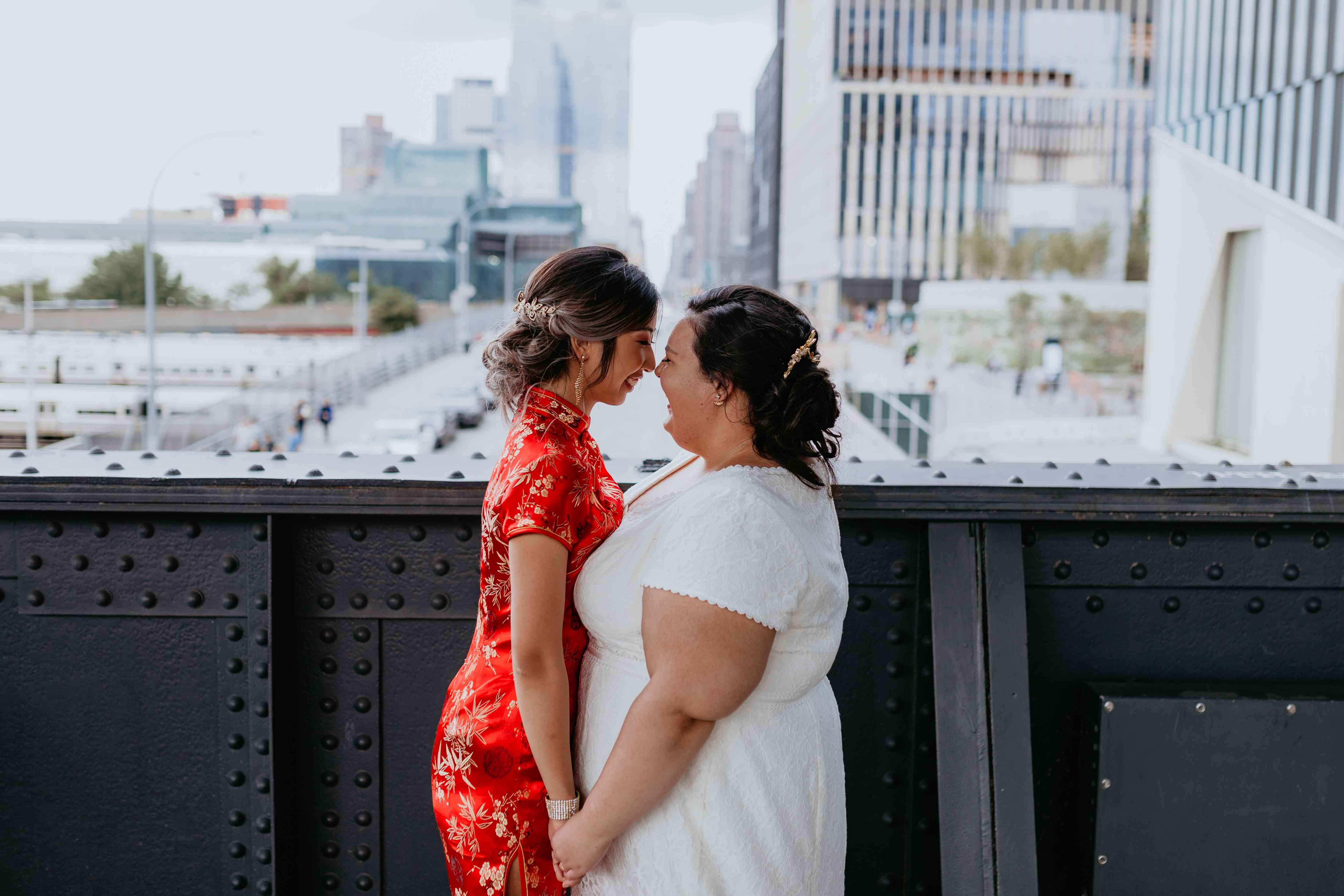 brides eloping