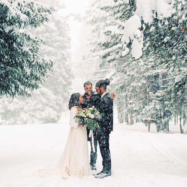 Winter Wedding Advantages