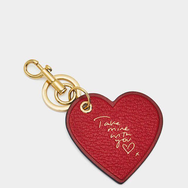 Bespoke Leather Keychain