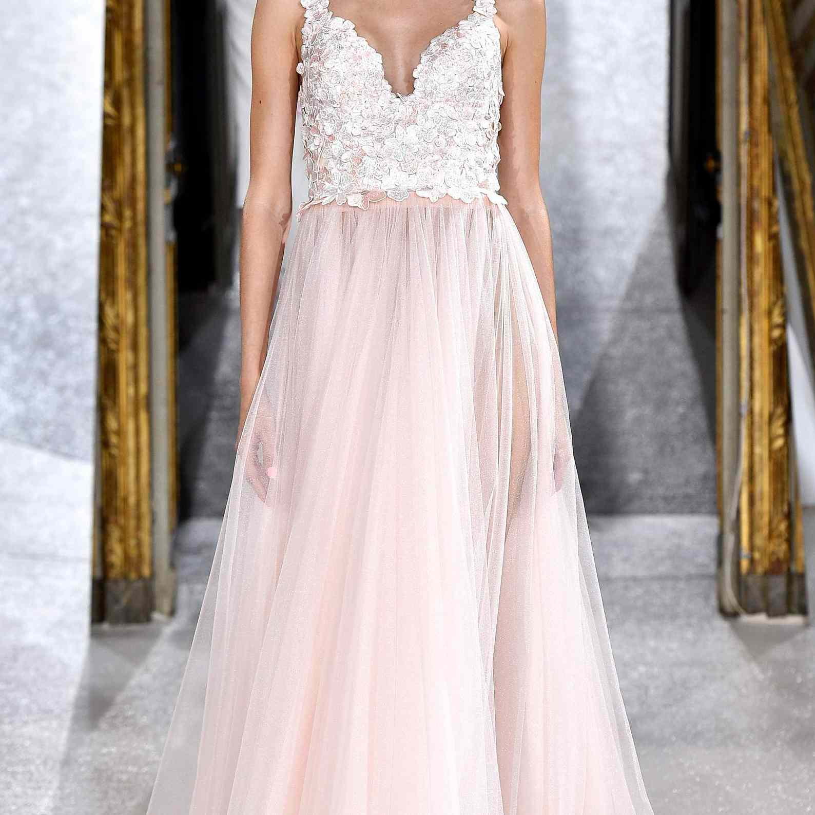 The Best 35 Colorful Wedding Dresses Of 2020,Below The Knee Dresses For Wedding Guests