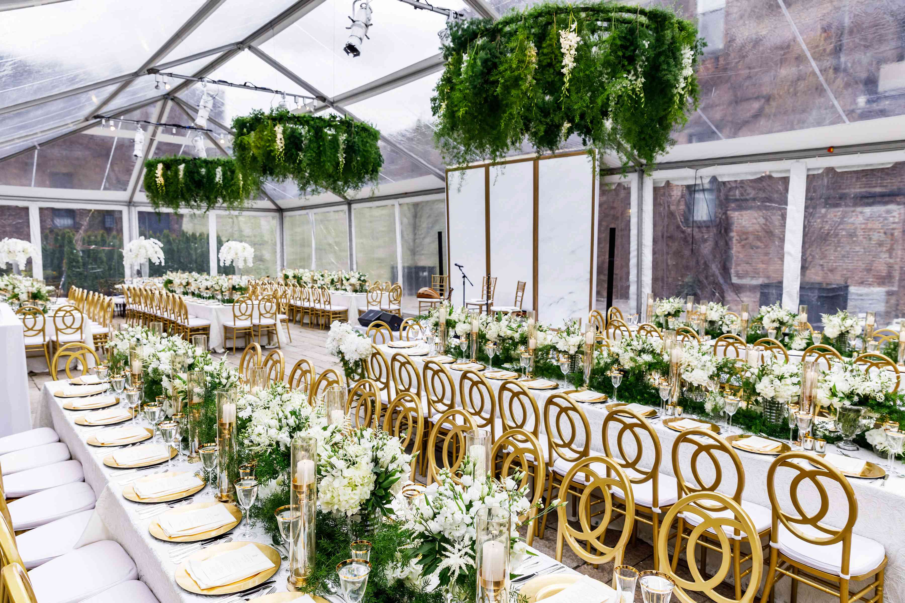 Top 5 Wedding Décor Rentals near me
