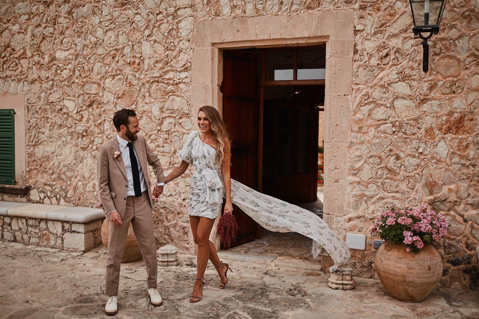 The 34 Best Short Wedding Dresses Of 2020