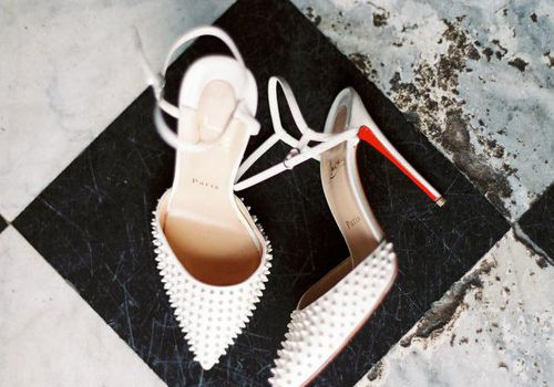 The Dos And Don Ts Of Finding The Perfect Wedding Day Shoe