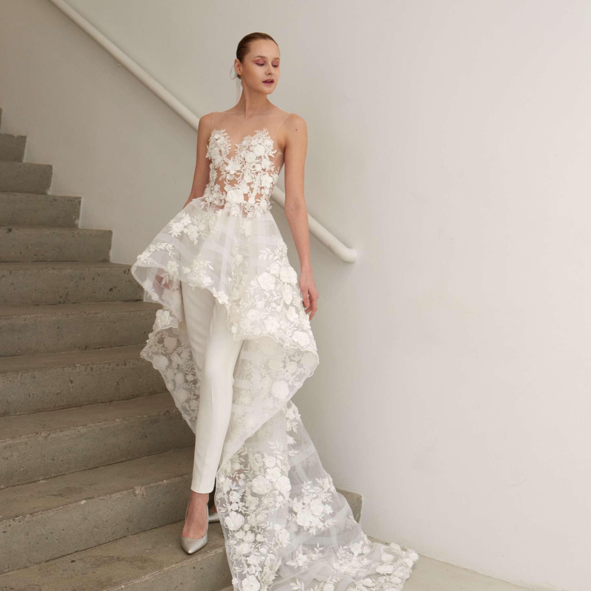 The Top Wedding Dress Trends of 8