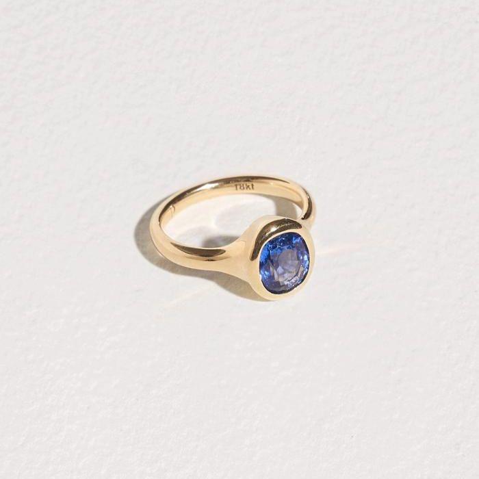Pamela Love Sapphire Ring