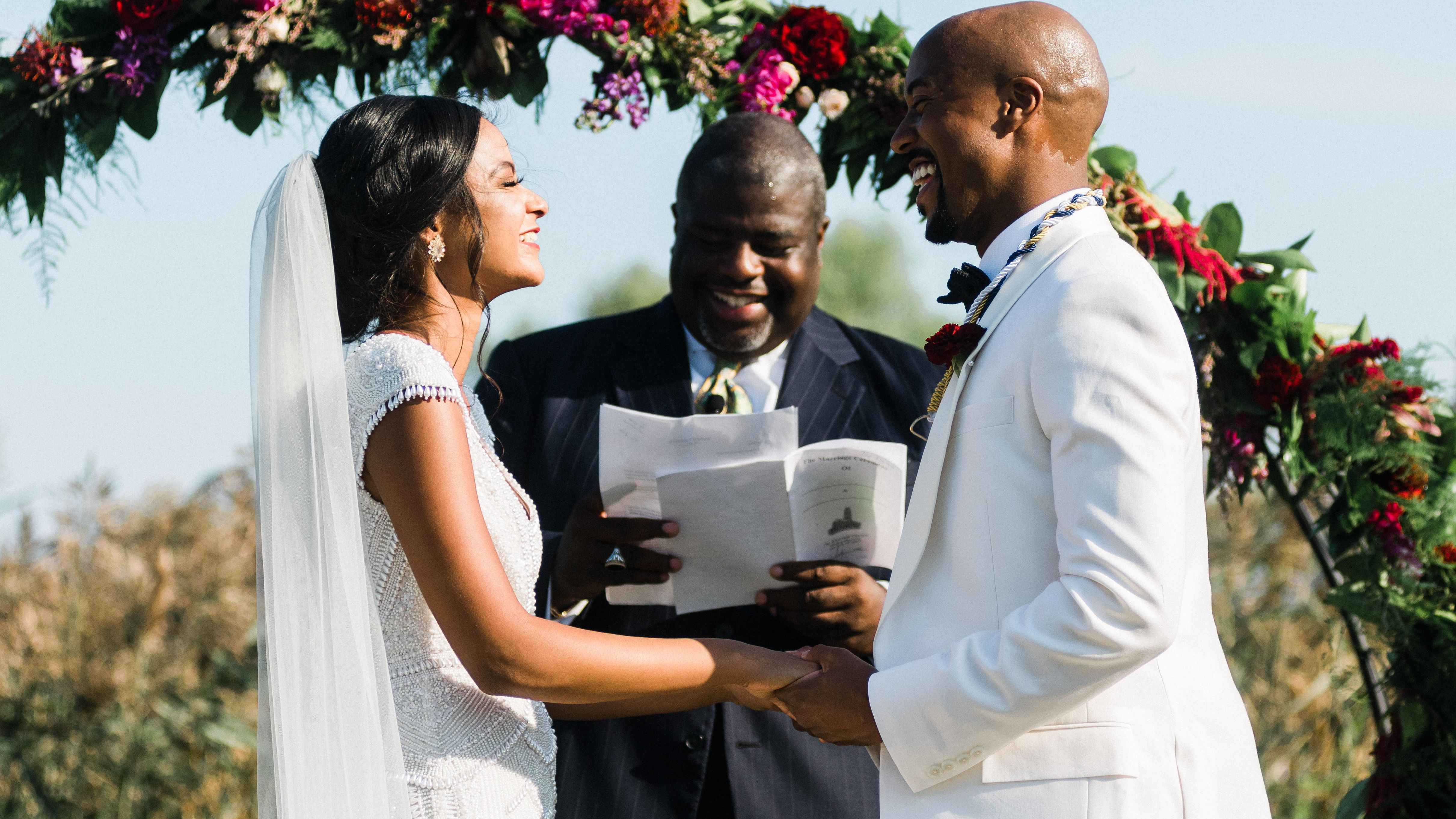 How Long Is a Wedding Ceremony Supposed to Be?