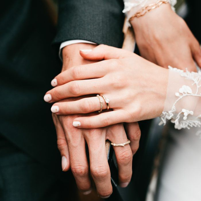 28 Wedding Nail Ideas For The Perfect Bridal Manicure