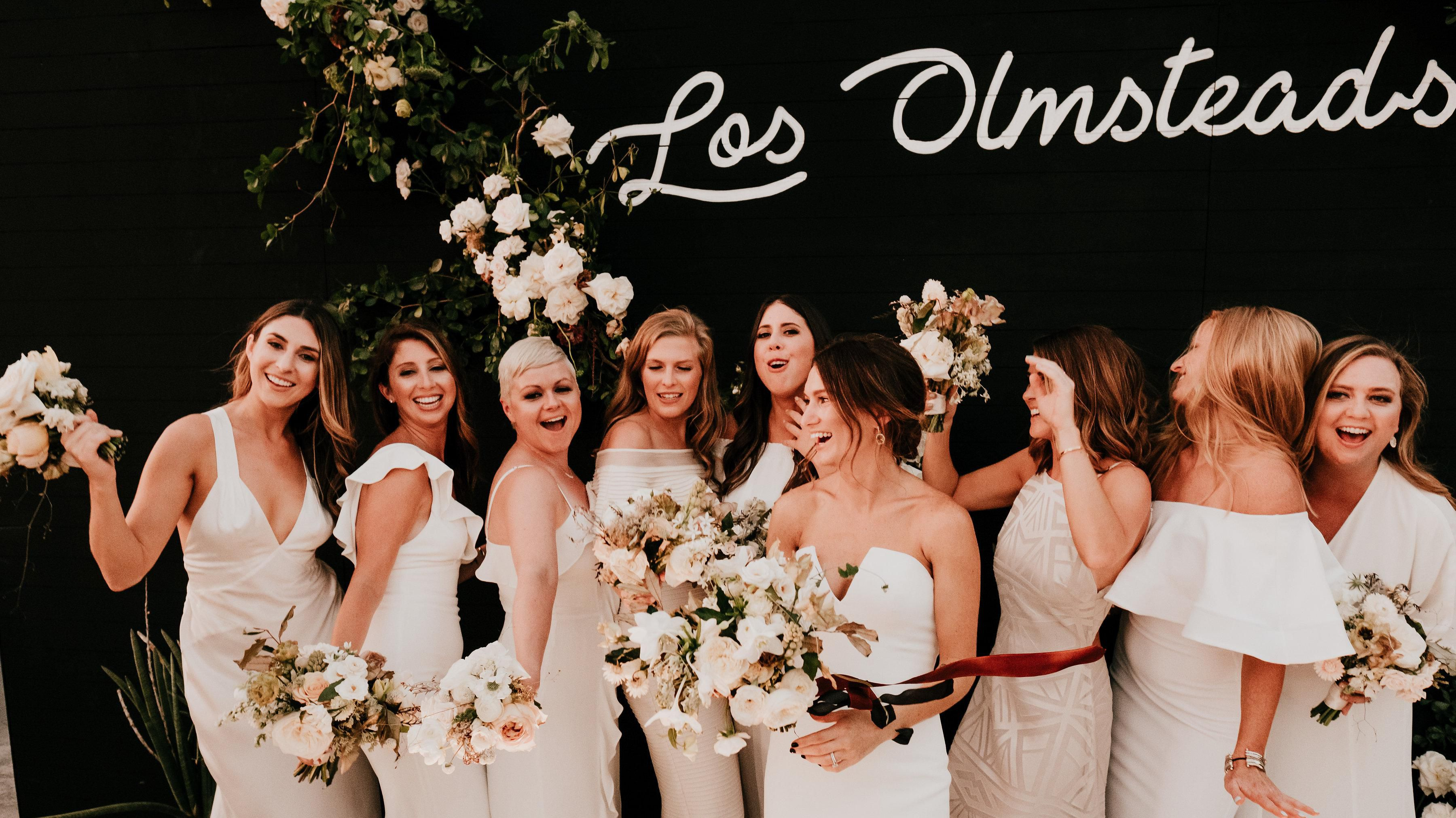 We Ask Wednesday How Real Brides Popped The Bridesmaid Question