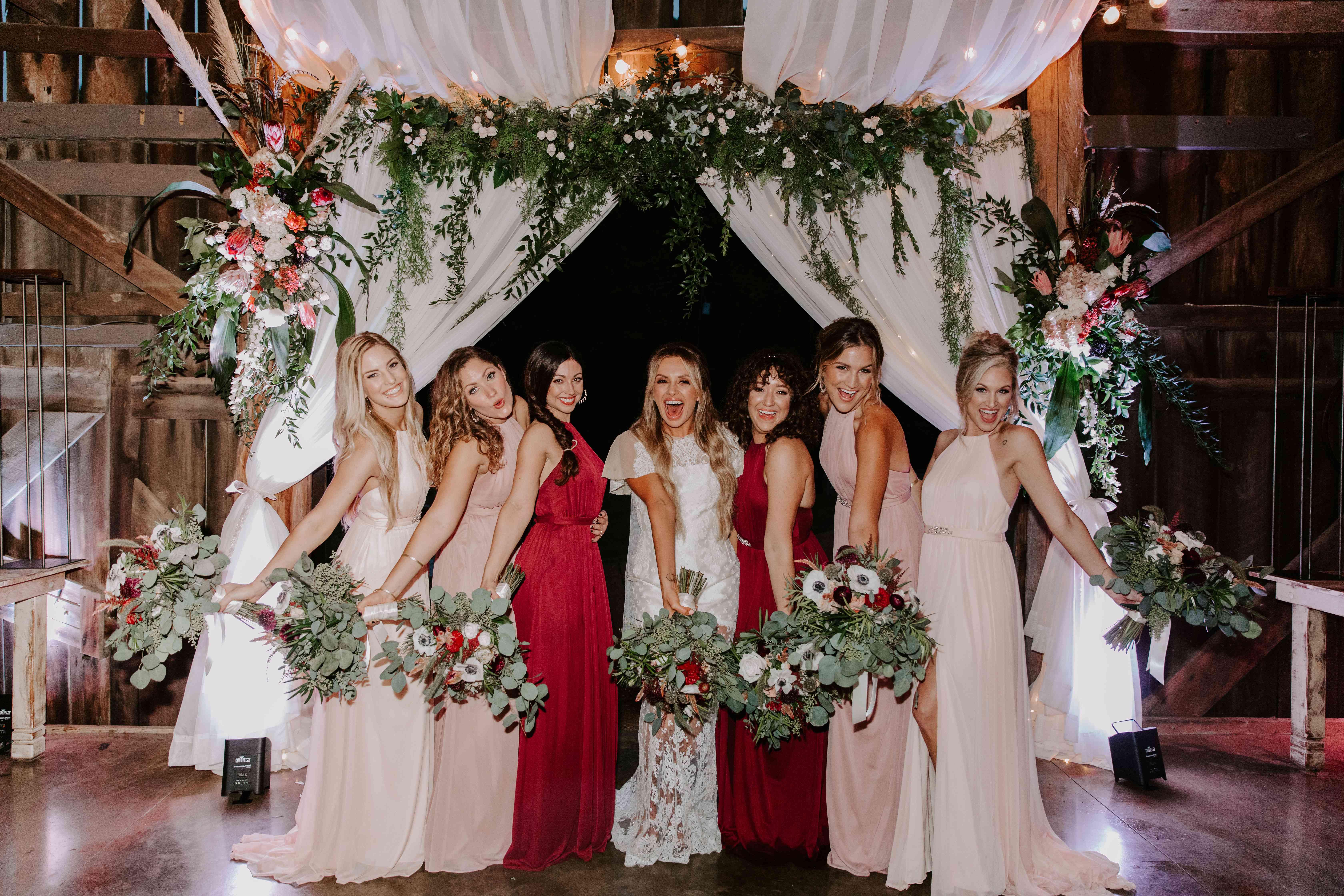 carly pearce wedding