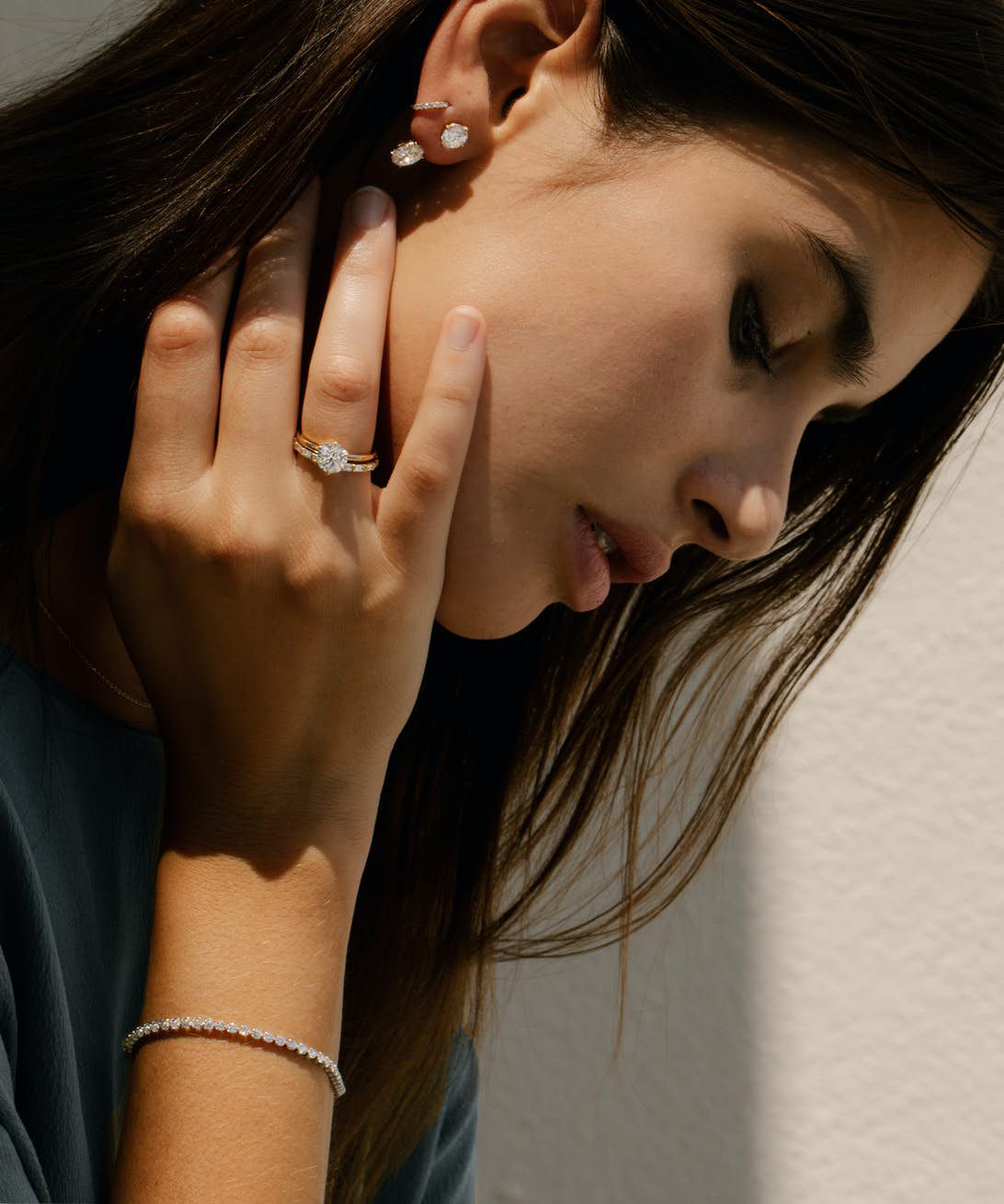 Vrai Engagement Ring