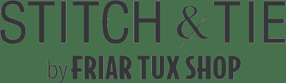 Stitch & Tie by Friar Tux