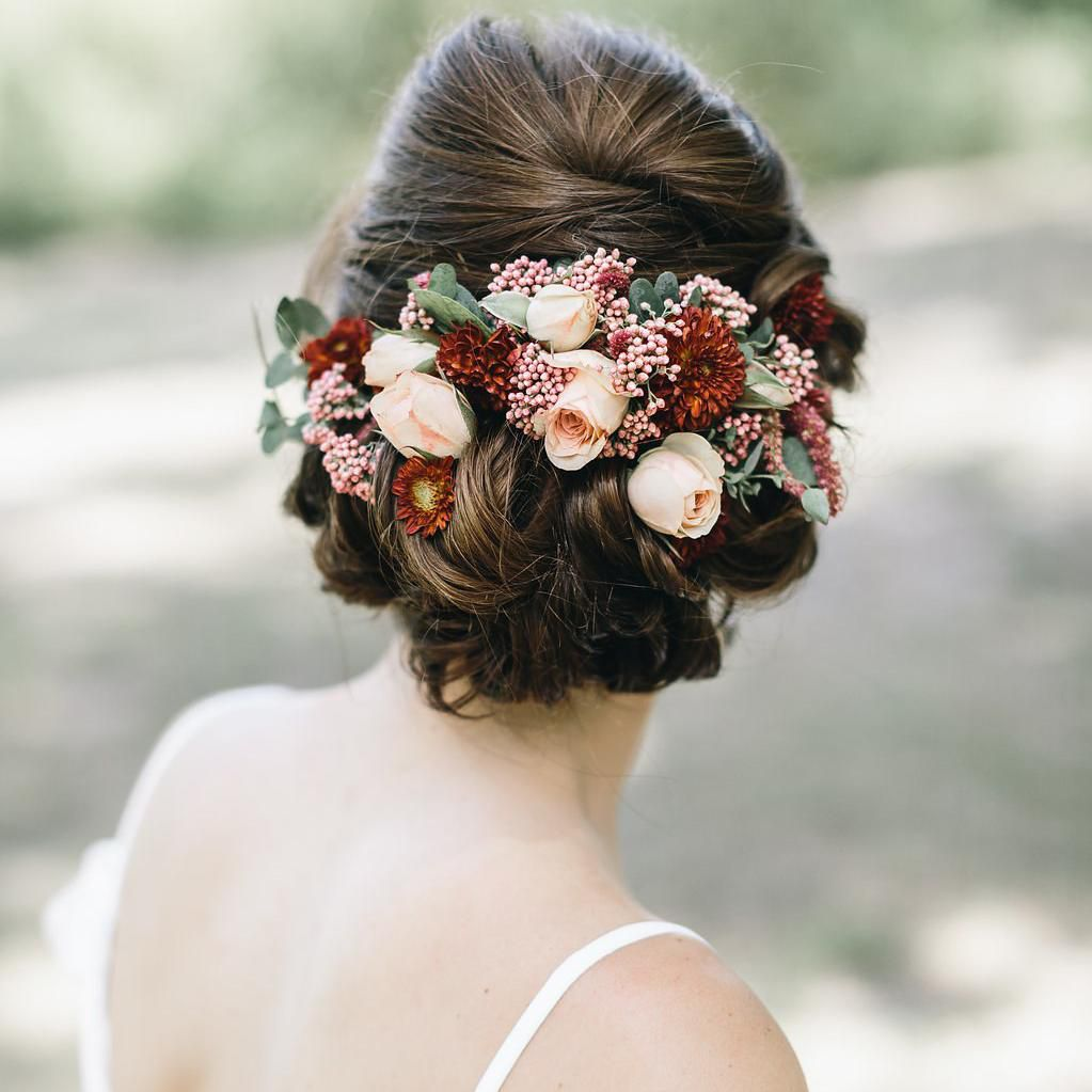 Wedding Hairstyle: 51 Romantic Wedding Hairstyles