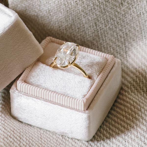 Reset Diamond Ring