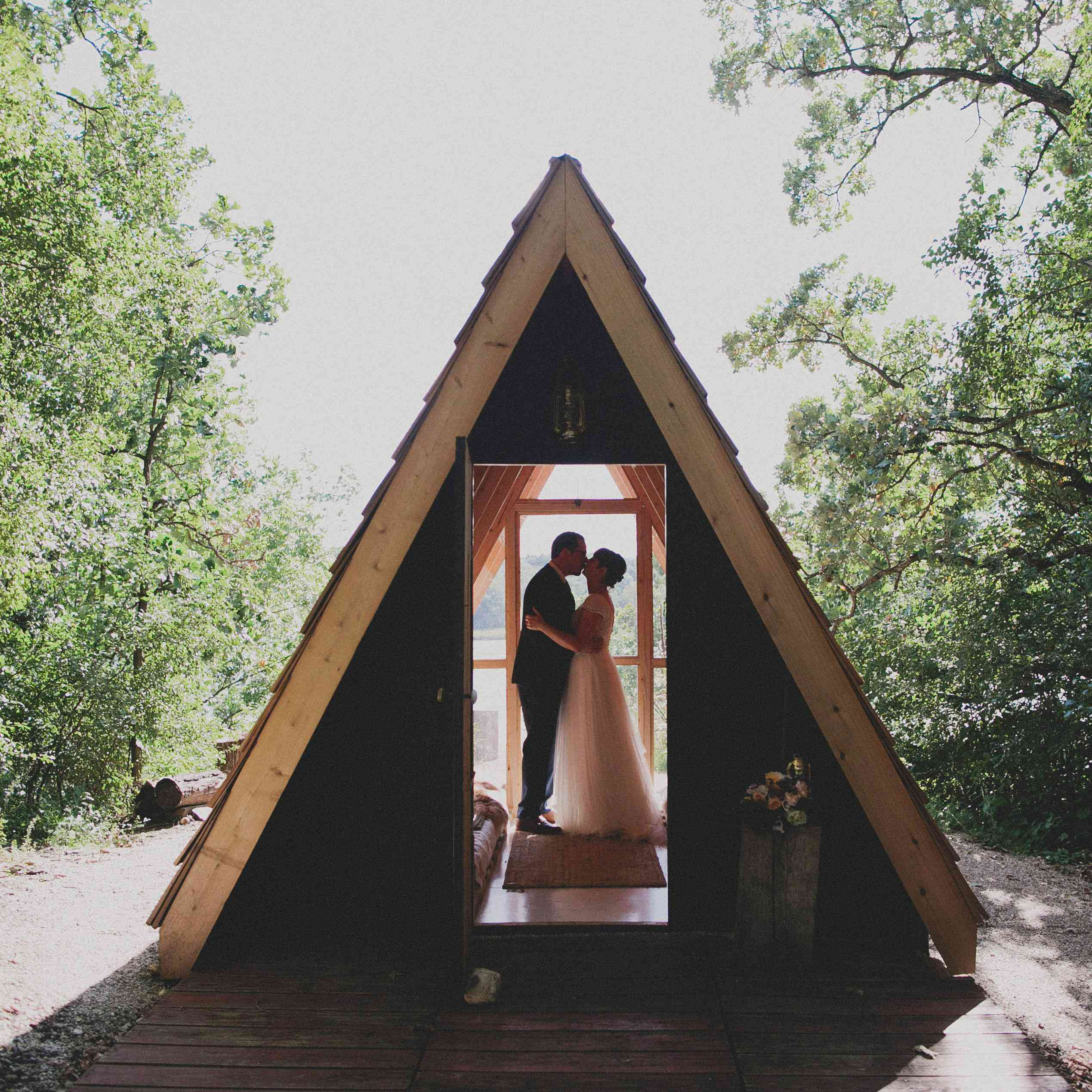 Take Your Wedding to Camp! These Nature Preserves & Summer