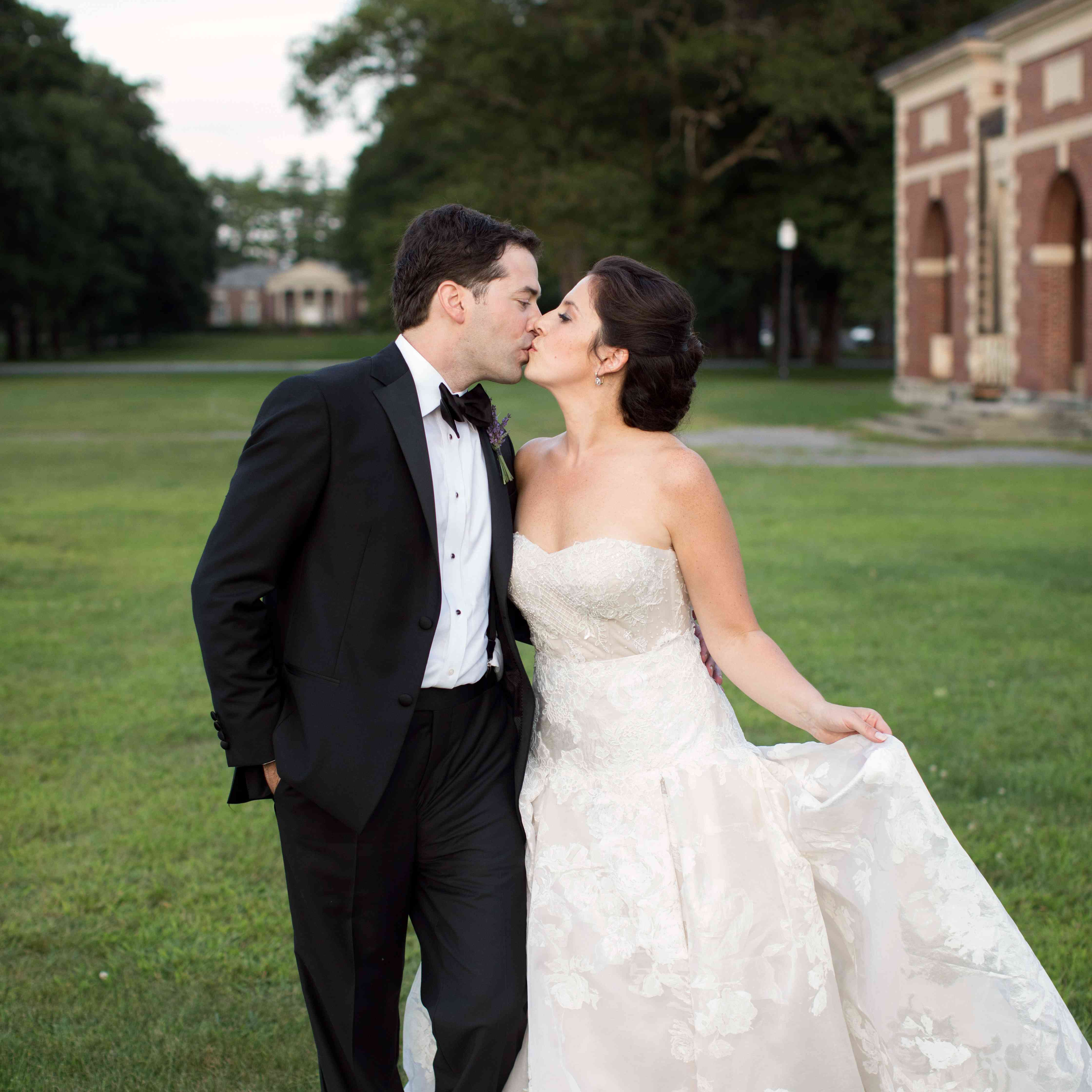 Congresswoman Elise Stefanik's Upstate New York Wedding