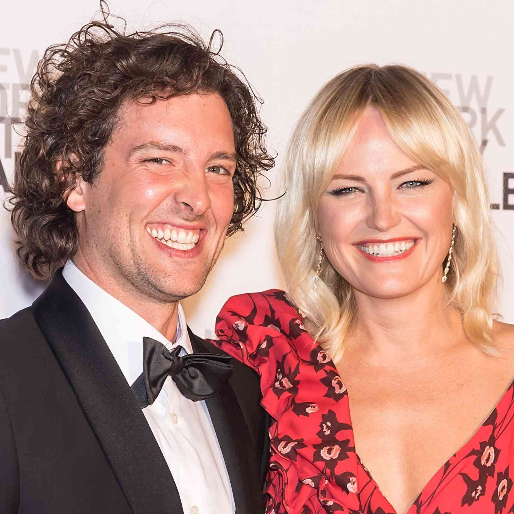 Malin Akerman Is Engaged to Jack Donnelly  See Her Unique Ring!
