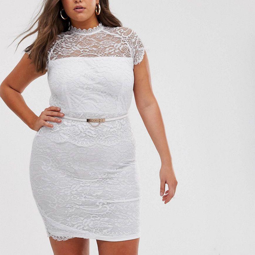 Stylish, Short Plus-Size Wedding Dresses