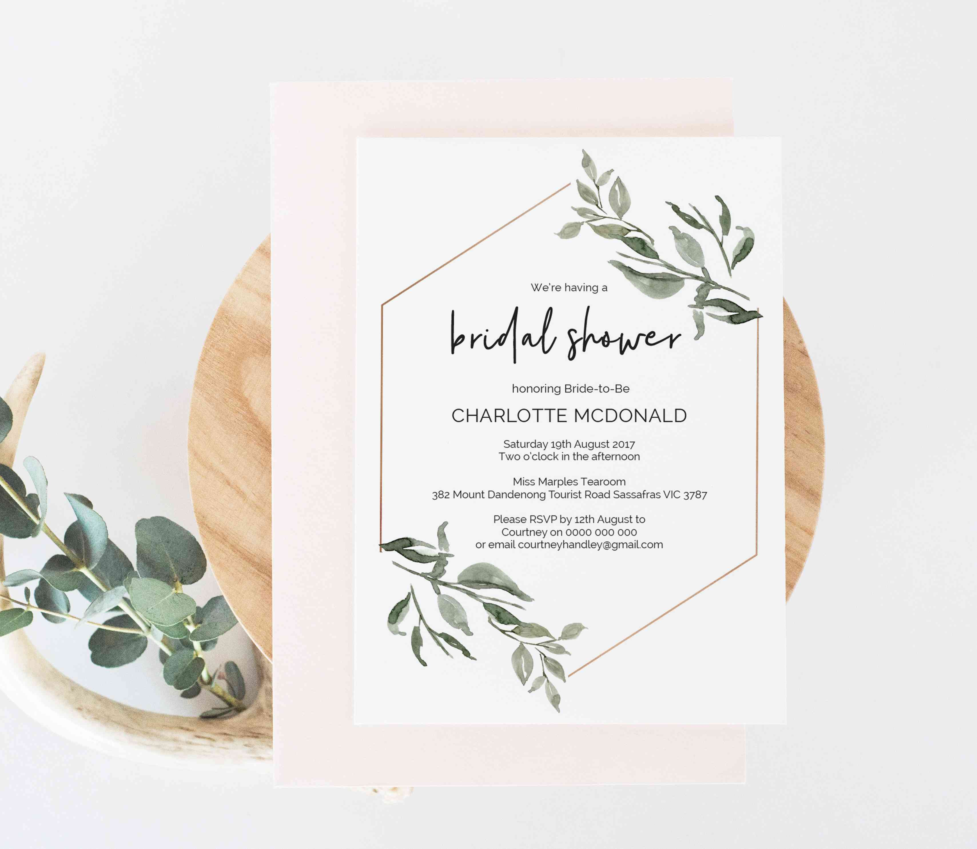 14 Best Bridal Shower Invitations For