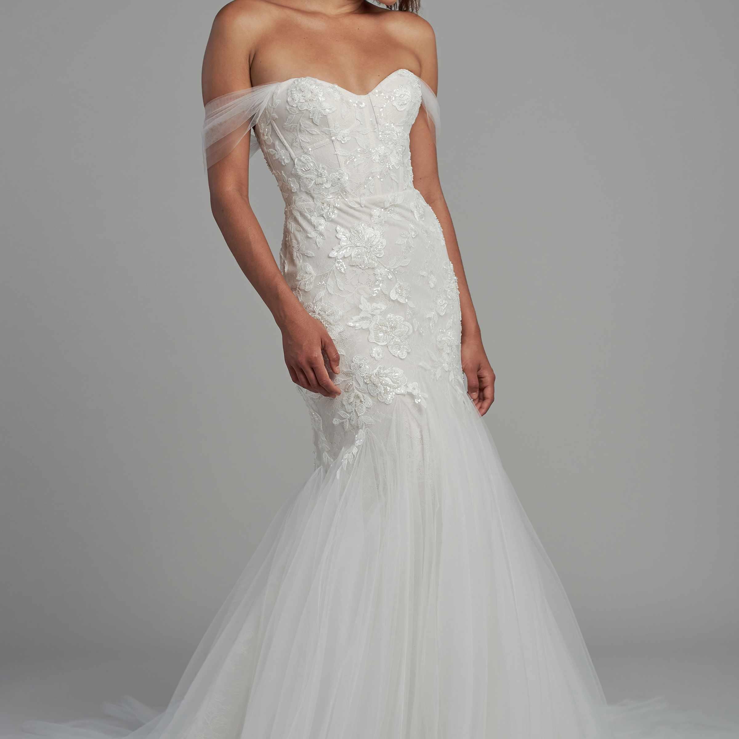 Jenny Yoo Adrienne Wedding Dress