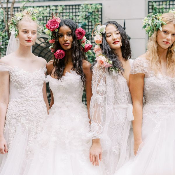 Bridal Fashion Week 2020 Fall Collection Brides