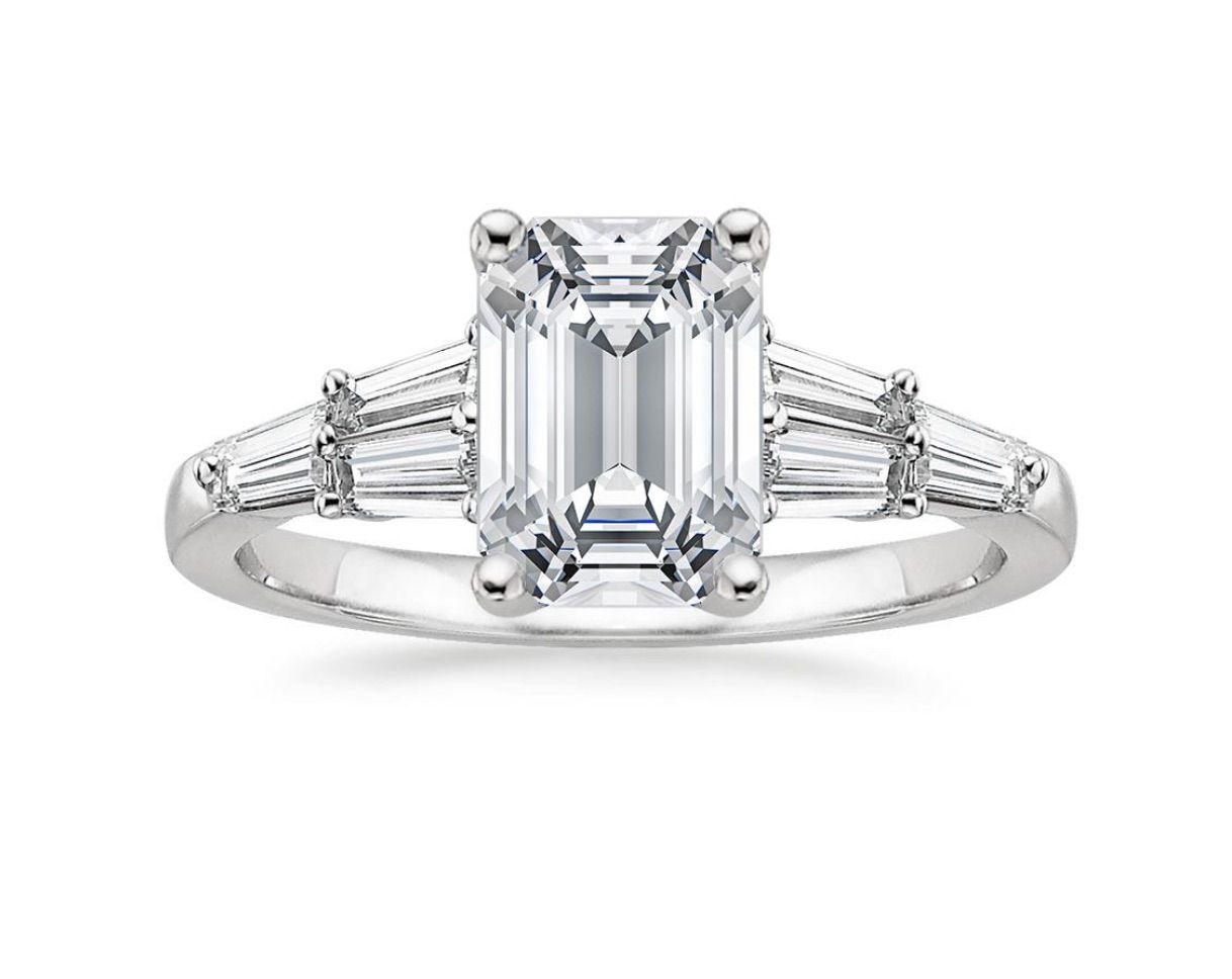 Brilliant Earth Harlow Diamond Engagement Ring