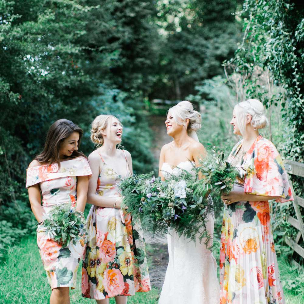 25 Unique Bridesmaid Dresses From Real Weddings