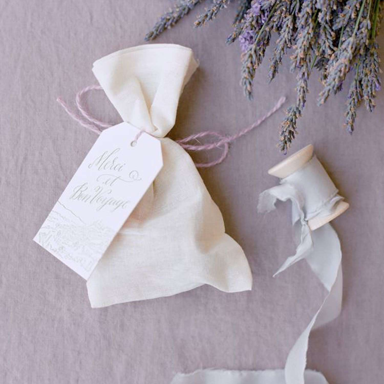lavender packets