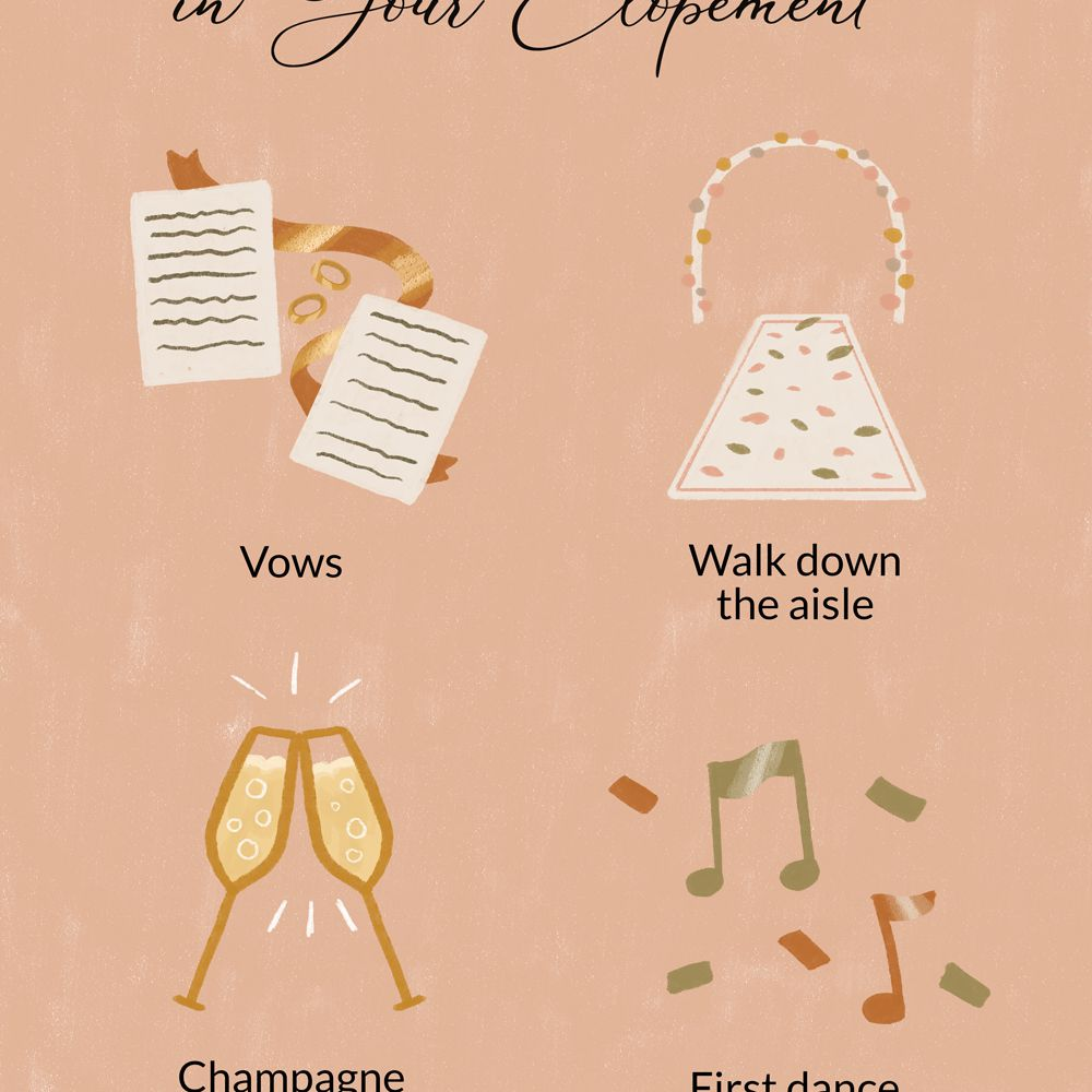 Traditions to Include in Your Elopement