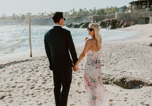 Beach Wedding Attire For Men And Women