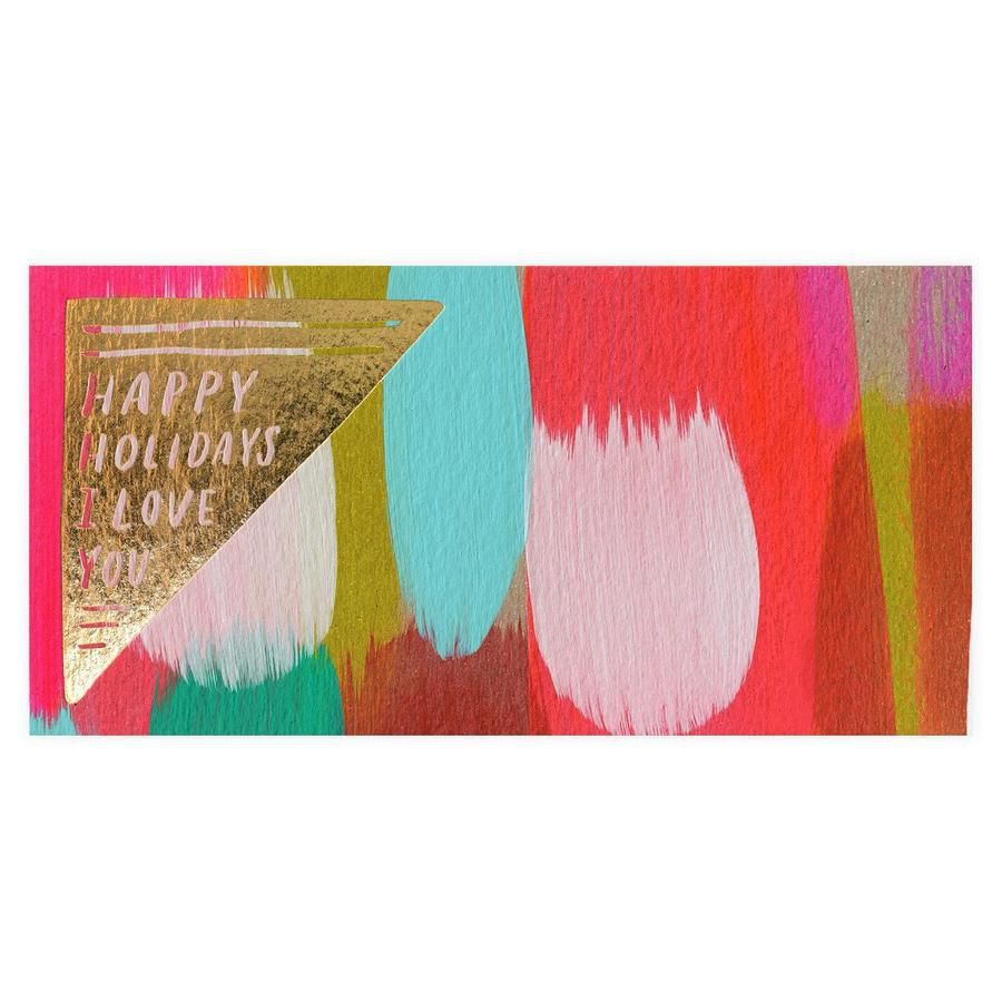 Greer Moglea Holiday Love Hand-Painted Cards