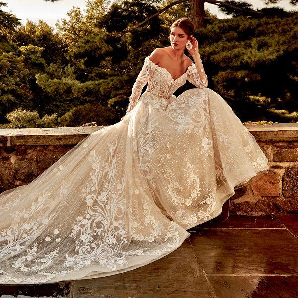 Bridal Fashion Week 2020 Fall Collection Brides