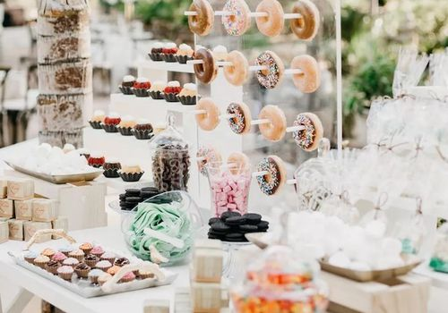 Sweets Grazing Table for Wedding