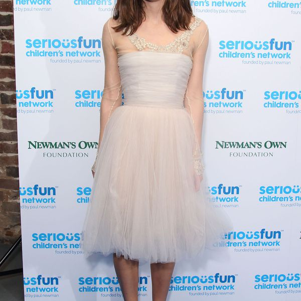 Keira Knightley at a London event in 2013