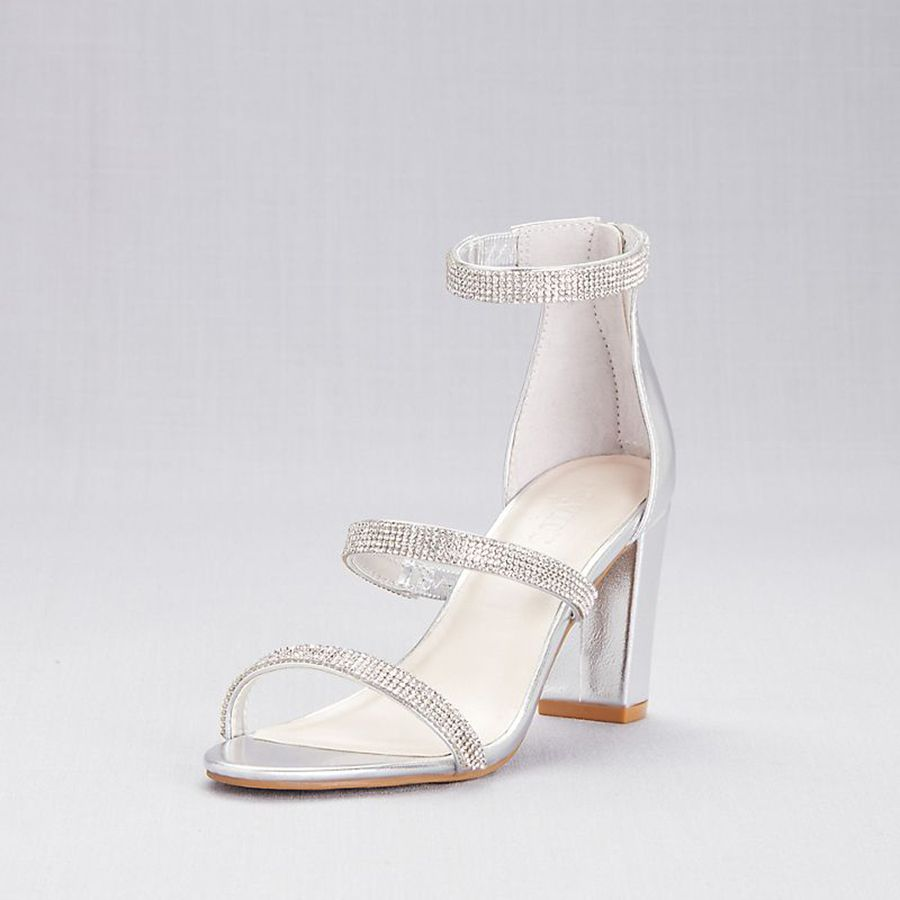 cc3d949a028 25 Pairs of Affordable Bridal Heels for Your Wedding Day and Beyond