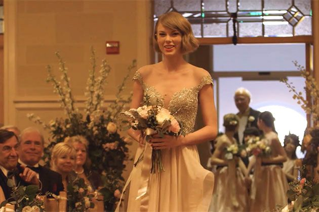 Taylor Swift S Maid Of Honor Speech Is Everything