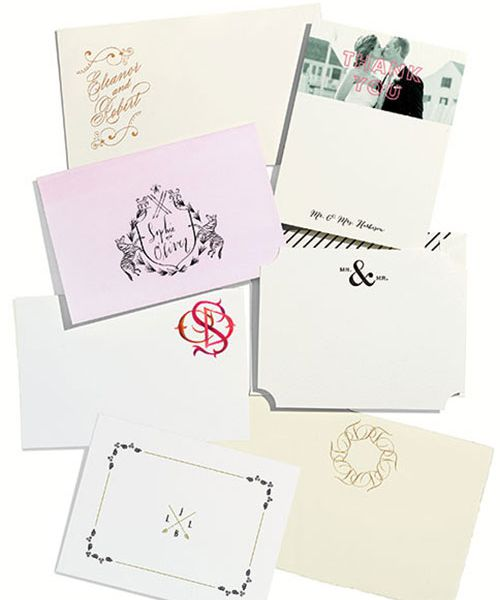 Wedding Thank You Note Wording: Wedding Thank You Card Wording: How To Write A Thank You Note